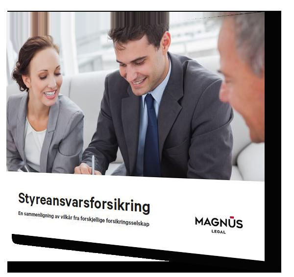 Magnus-Legal-styreansvarsforsikring